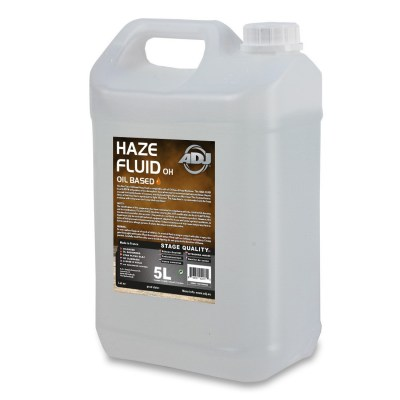 ADJ Haze Fluid oil based 5l3