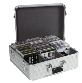 CD Case Alu CD 100 1