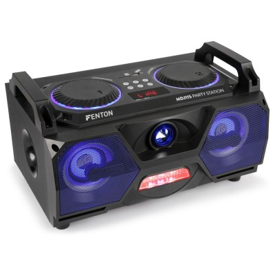 Fenton Megatron 120W, Party Station USB