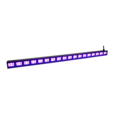 UV BAR 18X3W LED front